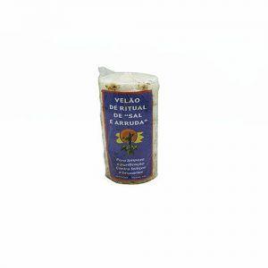 Velón Herbóreo Sal y Ruda