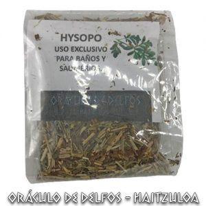 Hierba Hysopo