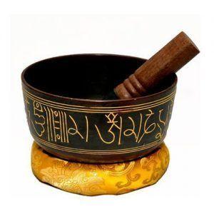 Cuenco Tibetano 5 metales