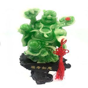 Buda Jade Verde