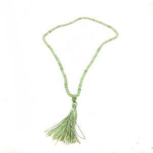 Mala de Jade verde