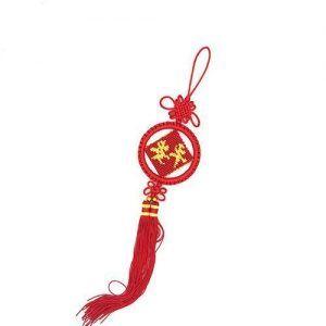 Amuleto Feng Shui Prosperidad nudos