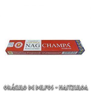 Golden Nag Champa 15gr