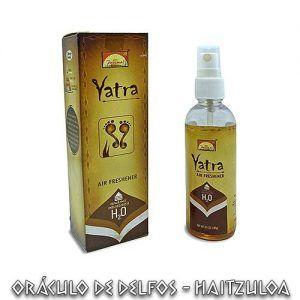 Colonia-Ambientador Yatra
