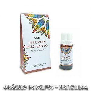 Aceite Goloka Palo Santo