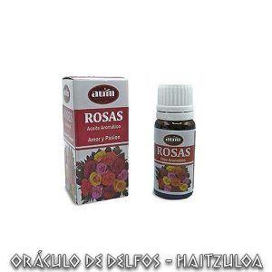 Aceite Aum Rosas