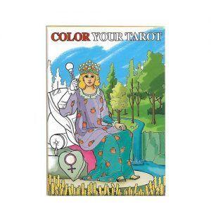 Color you Tarot