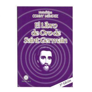 El libro de oro de Saint Germain - Conny Méndez