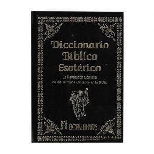 Diccionario biblico esotérico