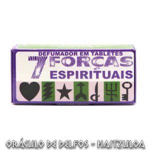 Defumador 7 Fuerzas Espirituales