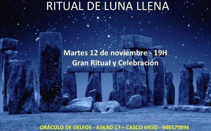 Ritual de la Luna llena