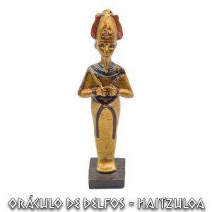 Figura Dios Osiris artesanal
