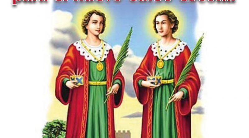 Ritual San Damián y San Cosme