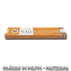 Golden Nag Palo Santo 15gr