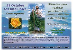 Ritual San Judas Tadeo