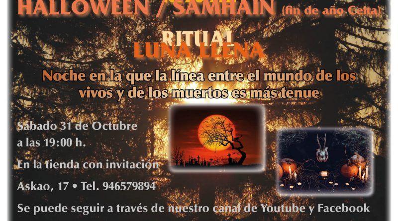 Ritual de Halloween
