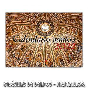 Calendario Santos 2022
