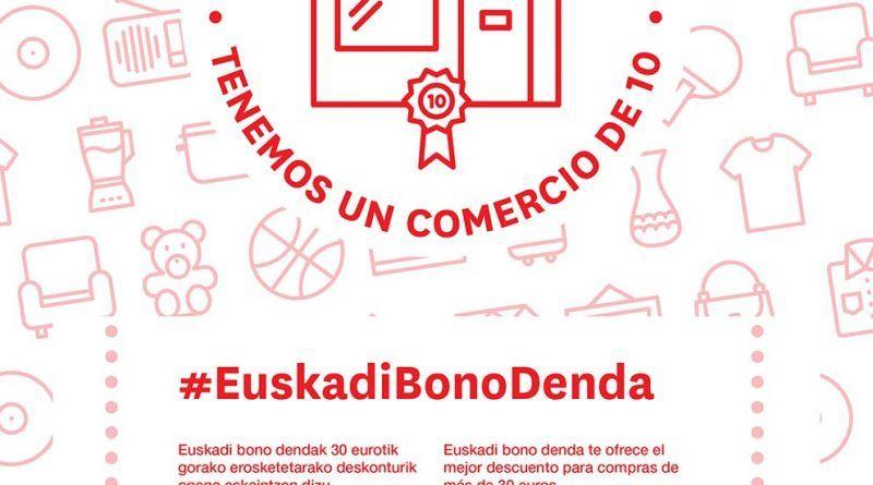 Euskadi Bono Denda