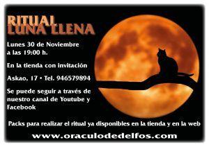 Ritual Luna llena