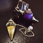 Péndulos de Mineral
