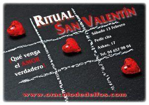 Ritual a San Valentín 2021