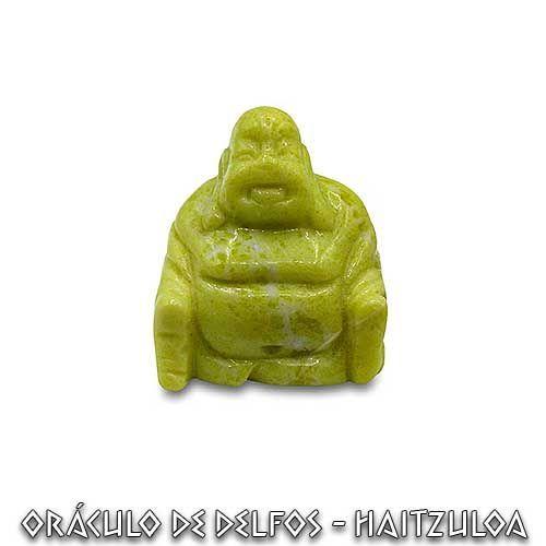 Figura Buda de Sepentina 65 grs.