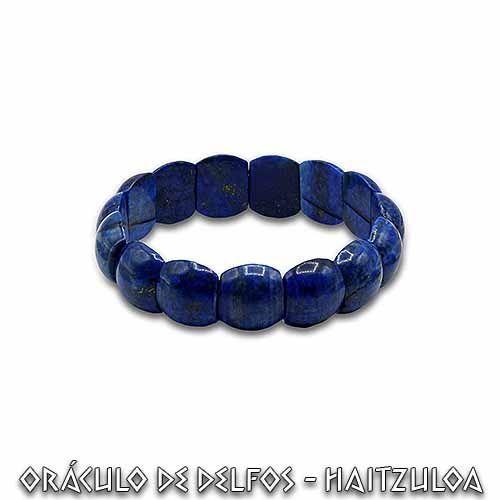 Pulsera Brazalete de Sodalita Azul