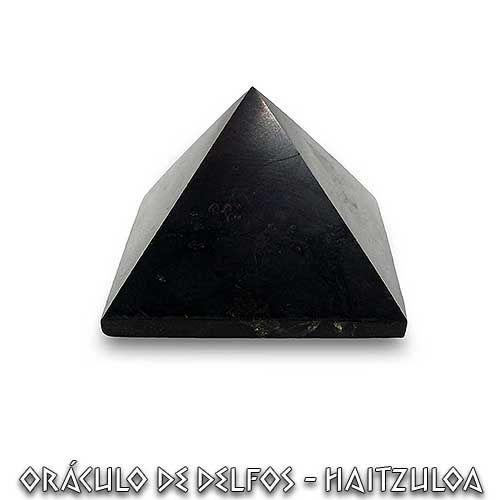 Pirámide Shungita
