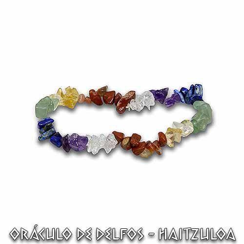 Pulsera 7 chakras