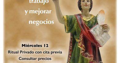 Ritual especial San Pancracio