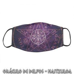 Mascarilla Tetragramatón