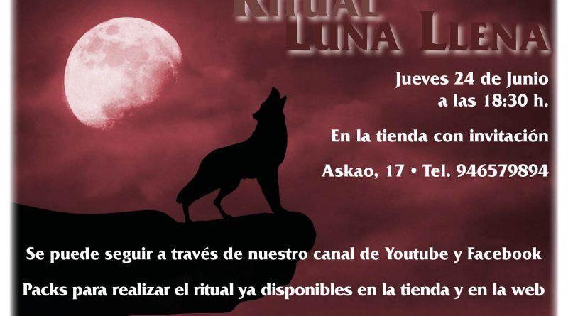 Ritual Especial Luna llena