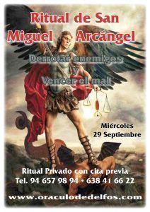 Ritual San Miguel Arcángel